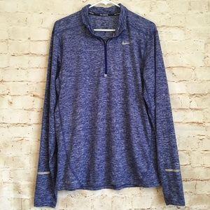 Nike Running 1/4 Zip Pullover